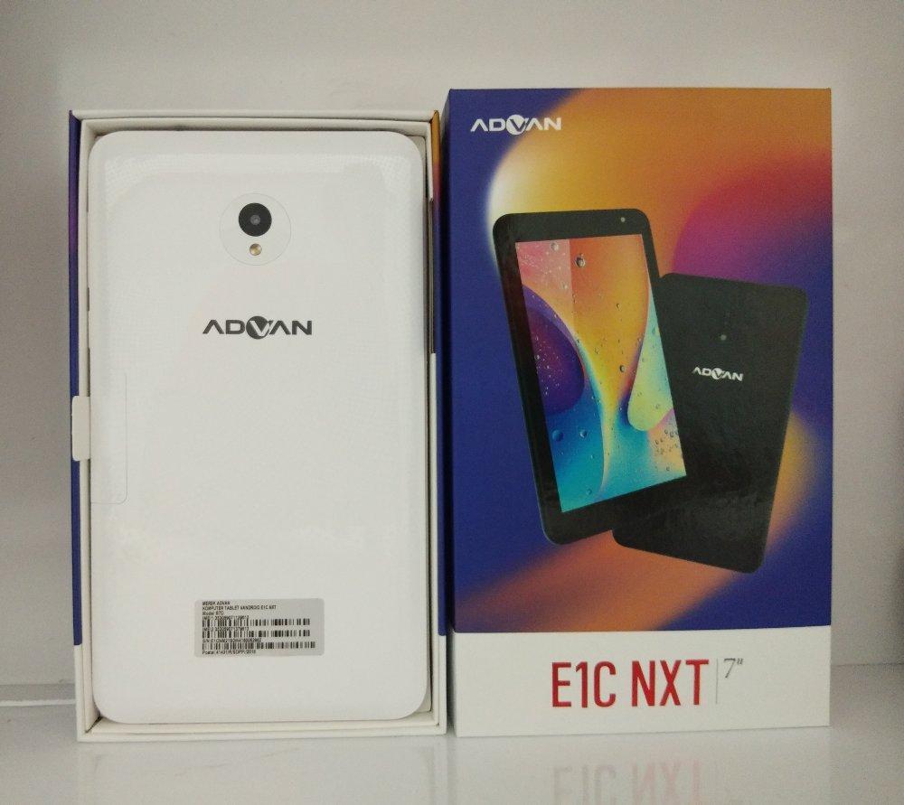 Tempat Jual Advan Vandroid I7a Tablet White 8gb 1 Gb 4g Lte Free Rhythm S1414s06 Jam Tangan Pria Hitam Terbaru Silicon Case