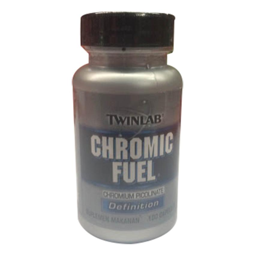 Twinlab Chromic Fuel 100's