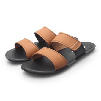 Daftar Harga RK shoes sandal pria   sandal pria kulit   sandal pria casual    sandal pria dewasa   sandal murah   sandal promo R3-tan terbaik murah -  Hanya ... db40c55494