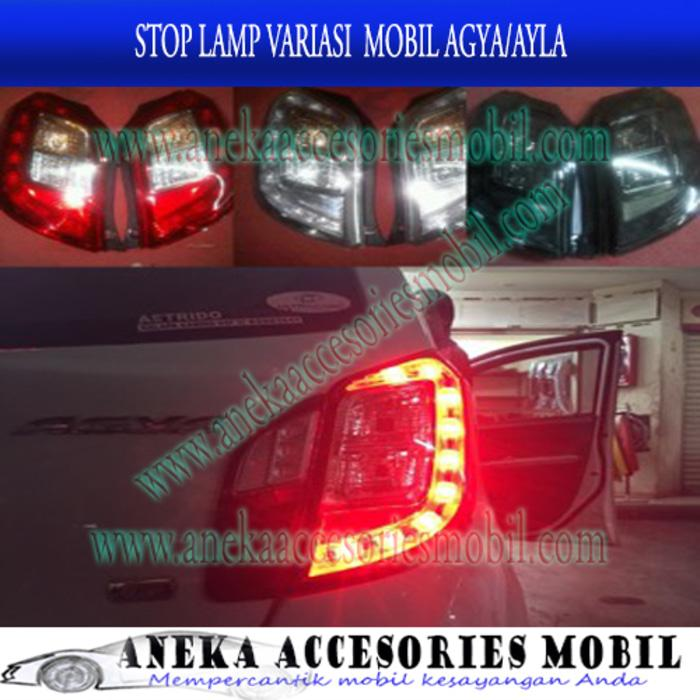 Stop Lamp Belakang/Rear/Tail Lamp/Light Variasi Daihatsu Ayla