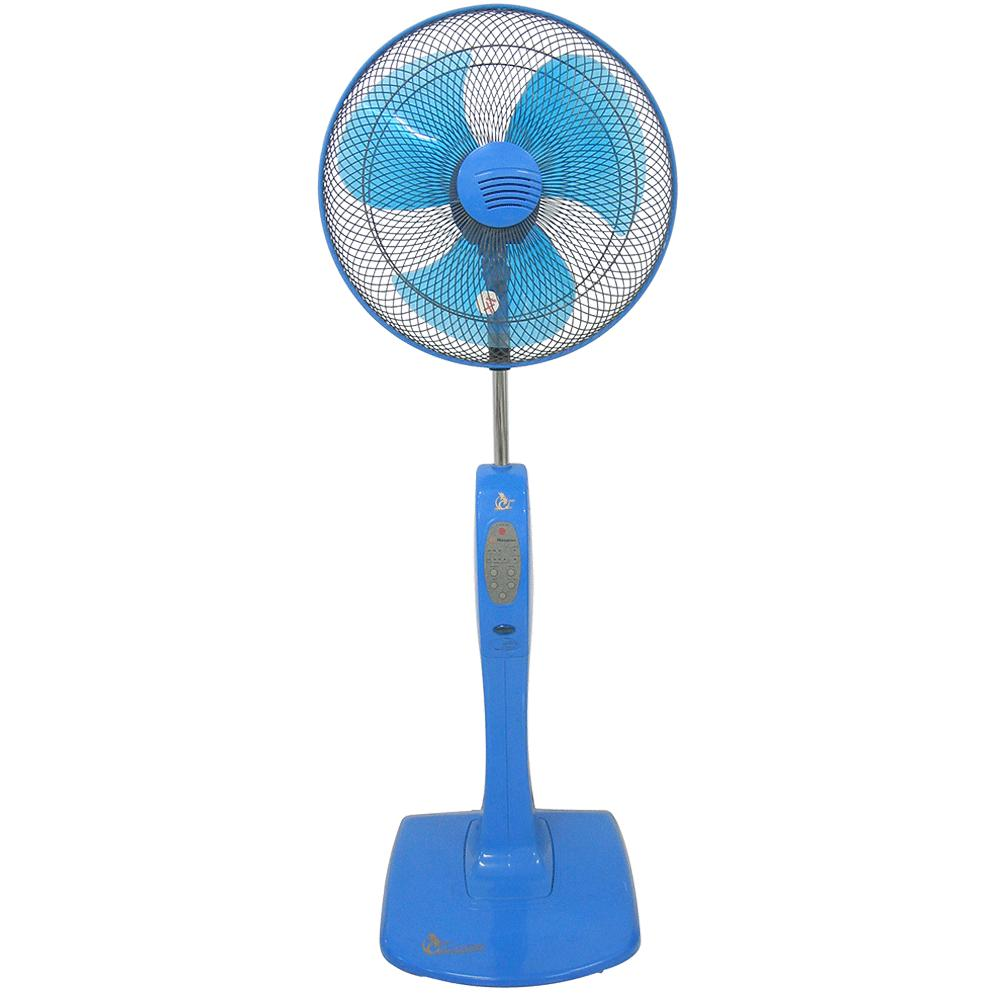 Kipas Angin Stand Fan 16in Remote Maspion F409RC/BDY