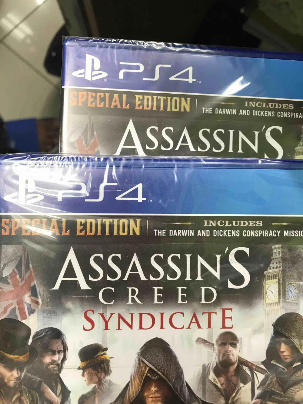 Buy Sell Cheapest Bd Ps4 Final Best Quality Product Deals Kaset Game Watch Dogs Reg 1 Assassins Creed Syndicate