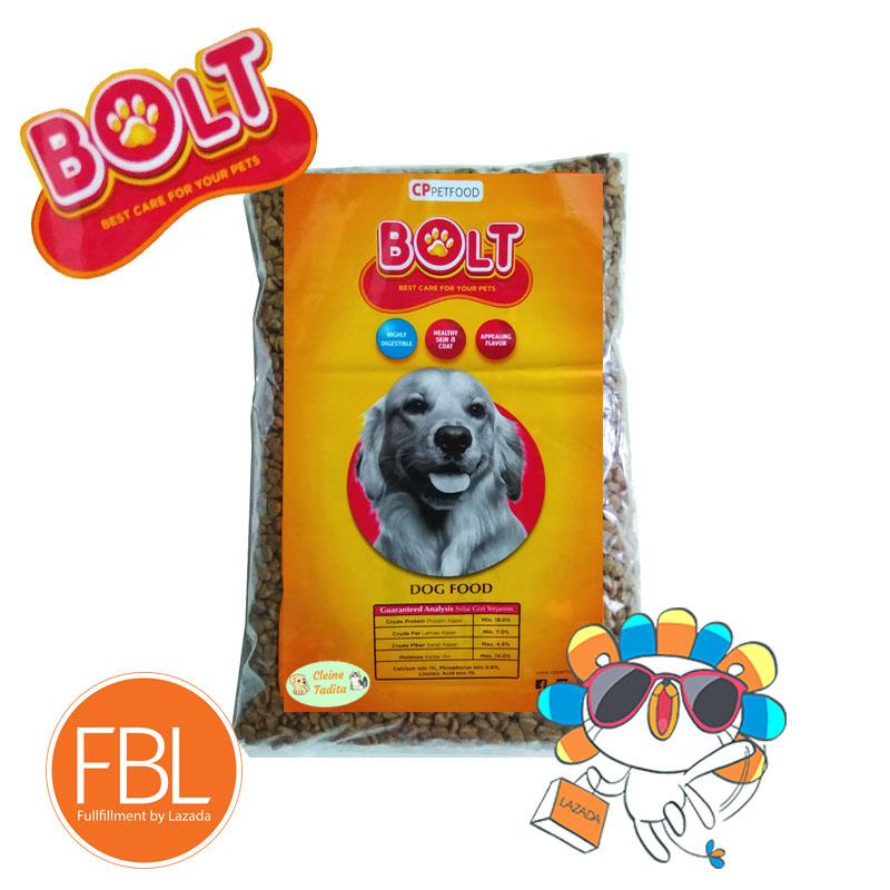 Cleine Tadita Fbl - Makanan Anjing Bolt Repack By Cleine Tadita Petshop.
