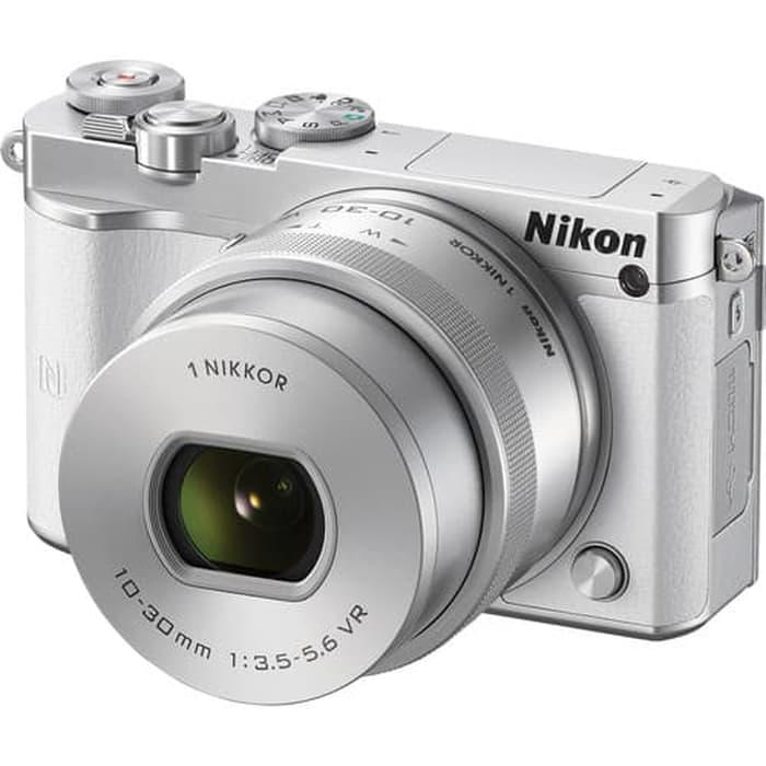 PALING DICARI Nikon 1 J5 Kit 10-30mm Camera Mirrorless - Nikon 1 J-5 Original