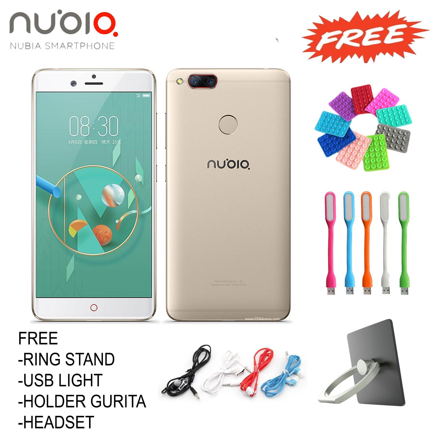 Nubia Z17 Mini 6GB RAM 64GB ROM Snapdragon 652 Garansi Resmi