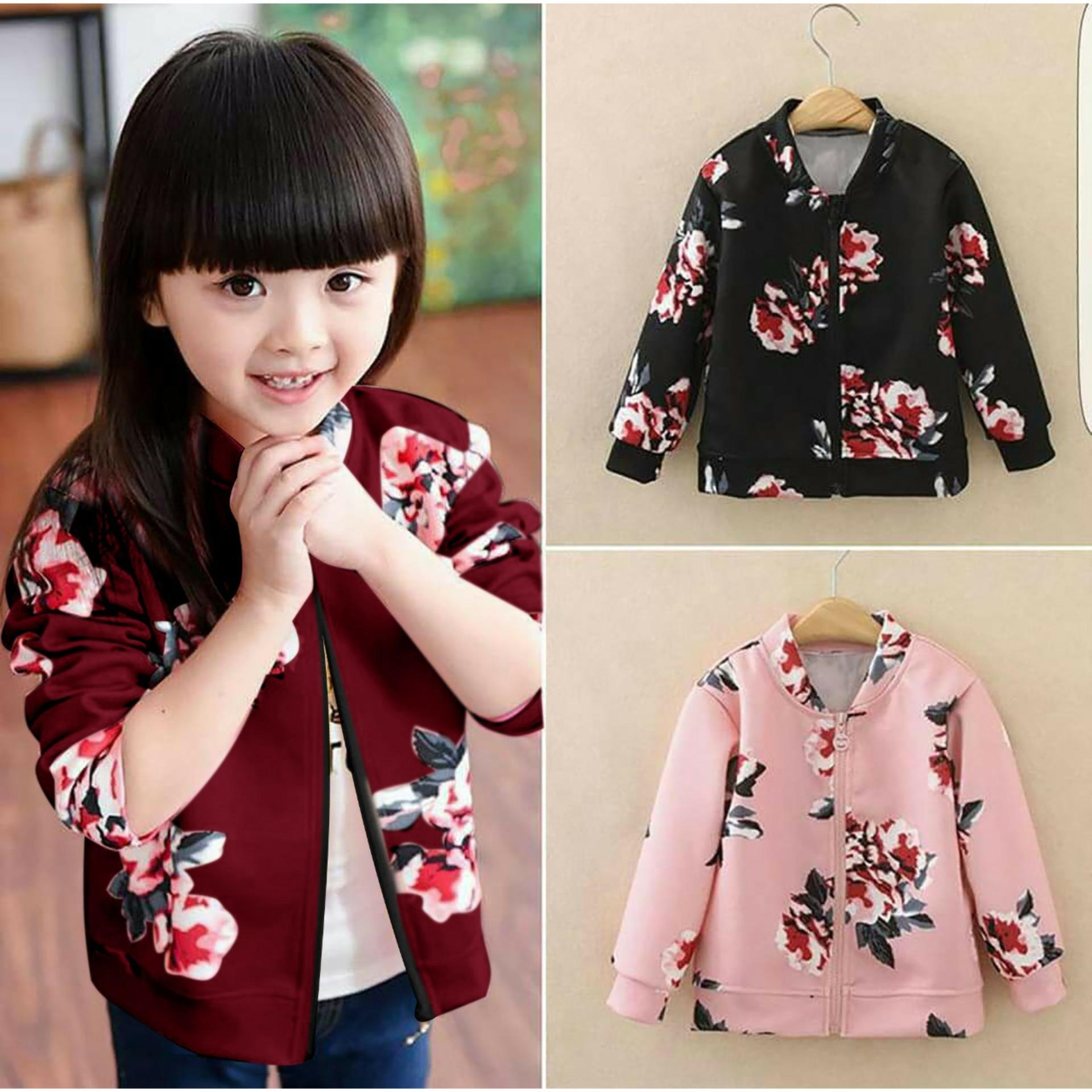 Fashion Hunter Jaket anak    Jaket Bomber 5fb9d637ff