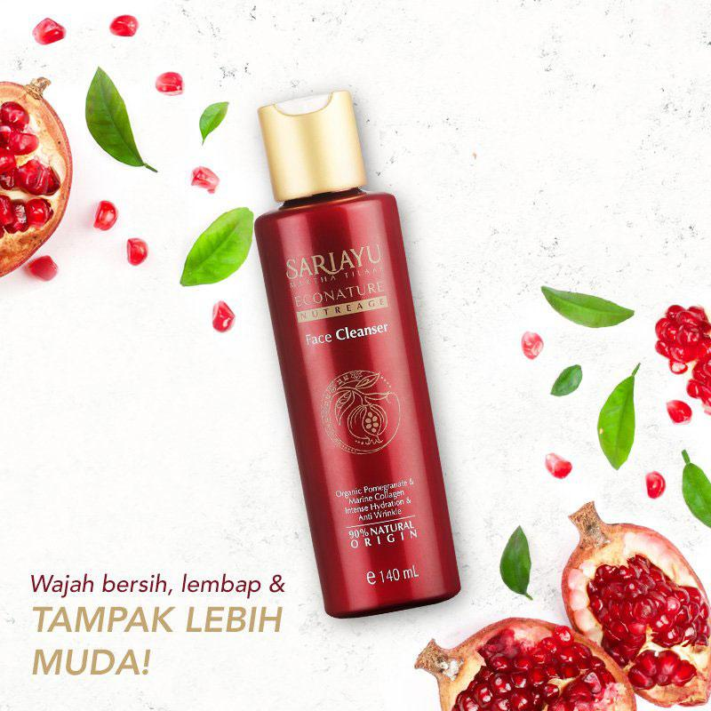 Sariayu Econature Face Cleanser