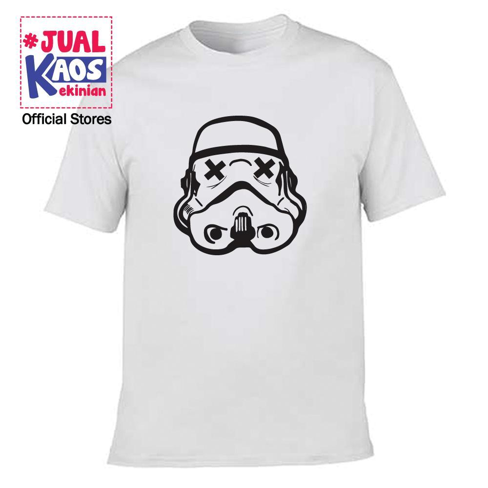 Kaos JP 1 Jual Kaos Jualkaos murah / Terlaris / Premium / tshirt / katun / distro / family / anak / surabaya / STar Wars / Trooper