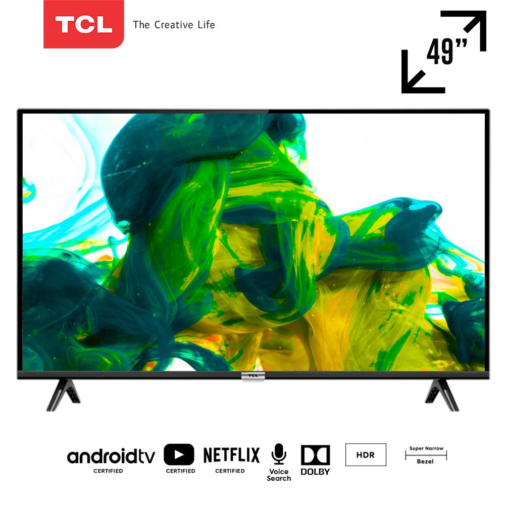 TCL 49 inch Google certified Smart FHD TV with AI & Dolby Sound (model 49A3)