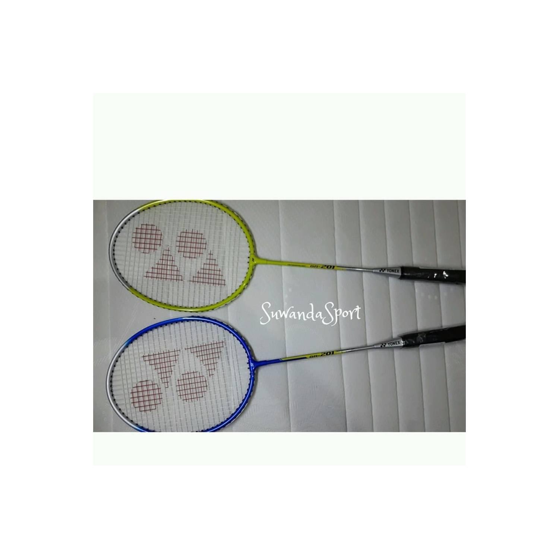 TERBATAS PROMO TERBARU Raket Badminton Yonex GR 201 Ori Asli TERLARIS