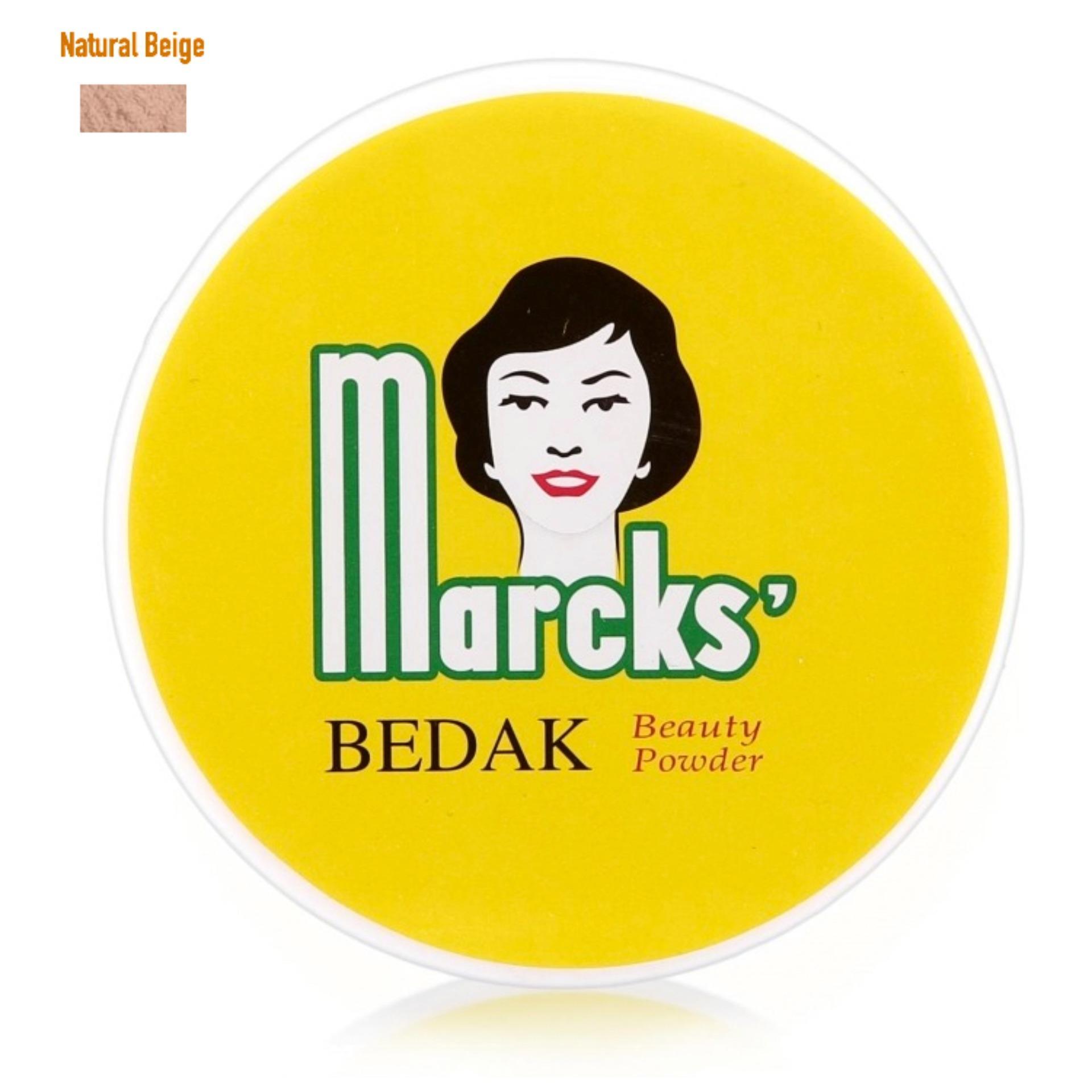Bedak Tabur Marcks - 40 gr