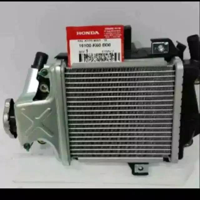 Radiator Vario 125 Led VARIO 125 ESP Ori Ahm 19100K60B00 Graciaz