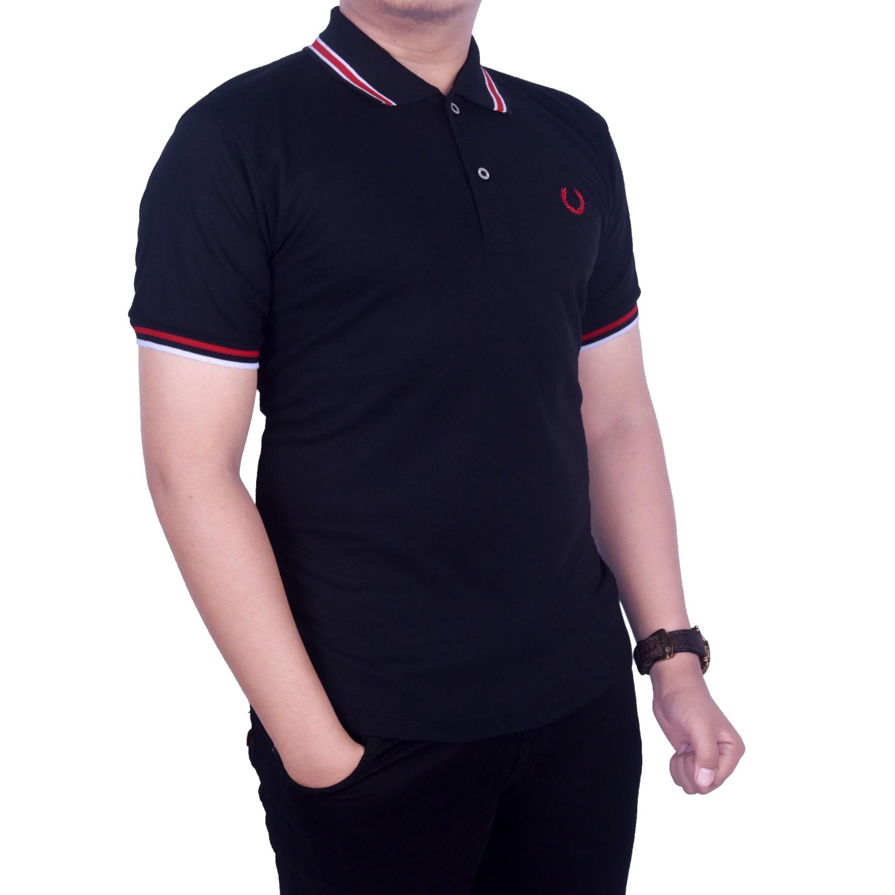 Dgm_Fashion1 Polo Kaos Pria Polos Best Seller Baju Polo Krah Sanghai/ PoloShirt Man/Polo