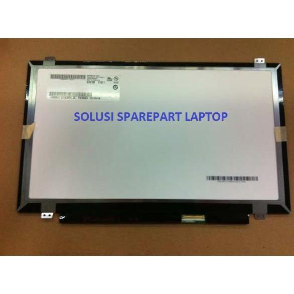 LAYAR LAPTOP ASUS A46C A46CA A46CB A46CM LCD LED 14.O SLIM TIPIS 40PIN - ELEKTROZONE