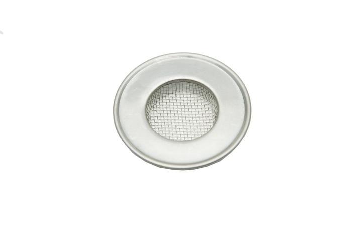 HARGA PROMO!!! OEM Filter Saringan Wastafel Stainless 6.5 Cm FSW6 - Perak -