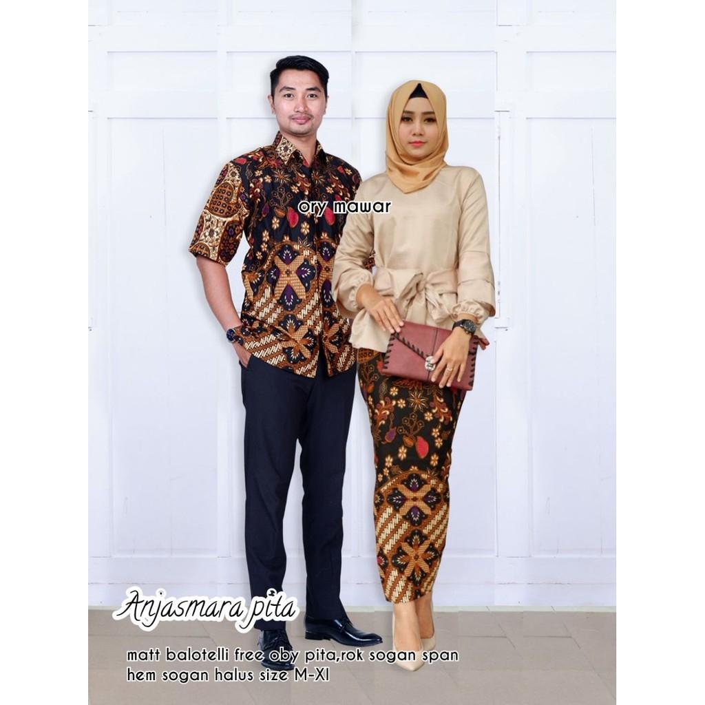 ... Couple Batik - Batik Kondangan - AzkanaIDR175000. Rp 175.000