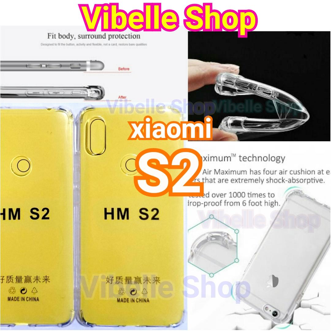 Softcase Anticrack Xiaomi Redmi S2 Soft Back Jely Case Redmi S2 Y2