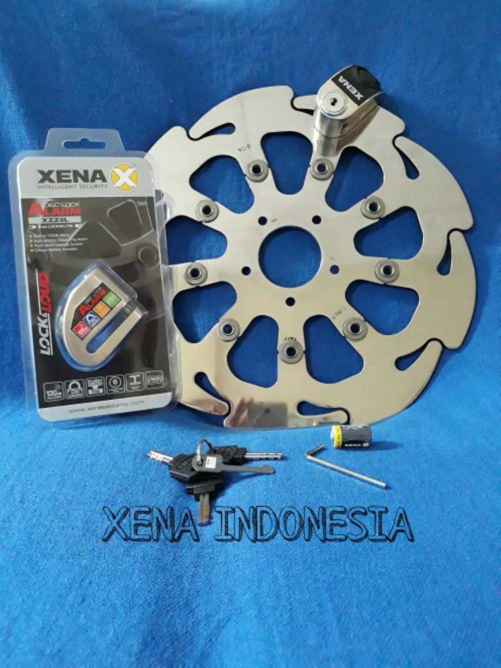 XENA XZZ6L Stainless
