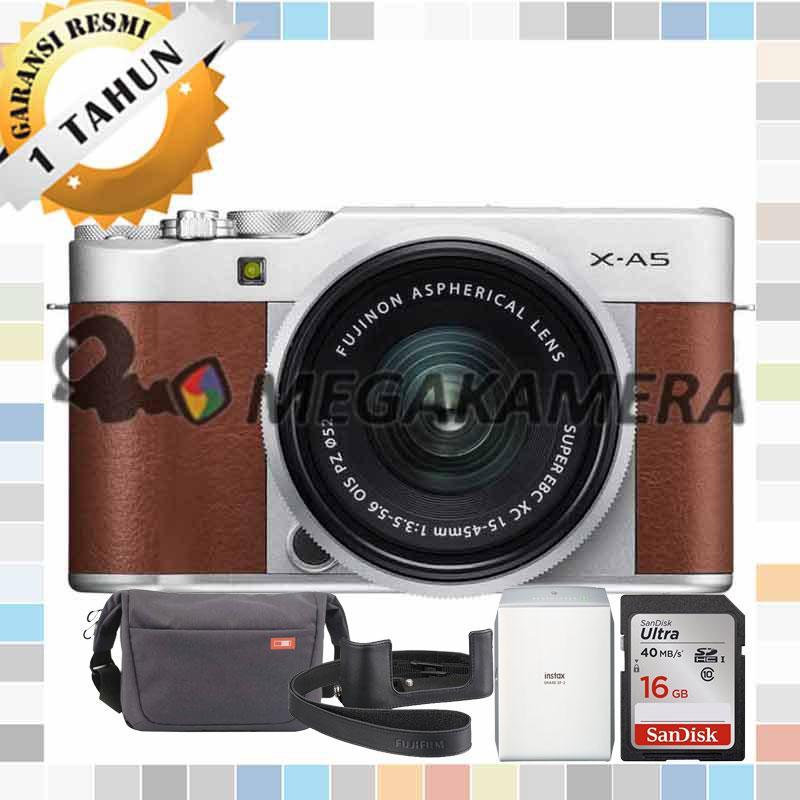 Fujifilm X-A5 Fuji XA5 Kit 15-45mm 3.5-5.6 OIS PZ