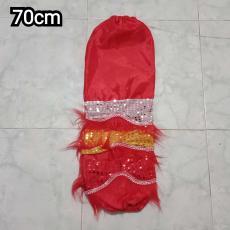 Paket Kain Alas Ompol Bayi (3pcs) Dan Kain Bedong Bayi Uk. 70cm ×