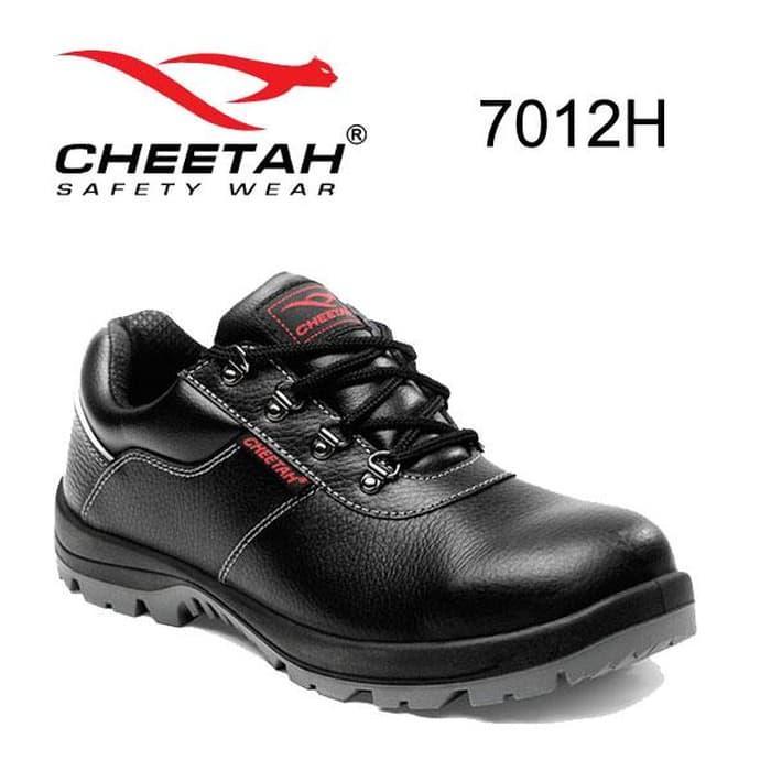 Promo Sepatu Safety Shoes Cheetah 7012H Original