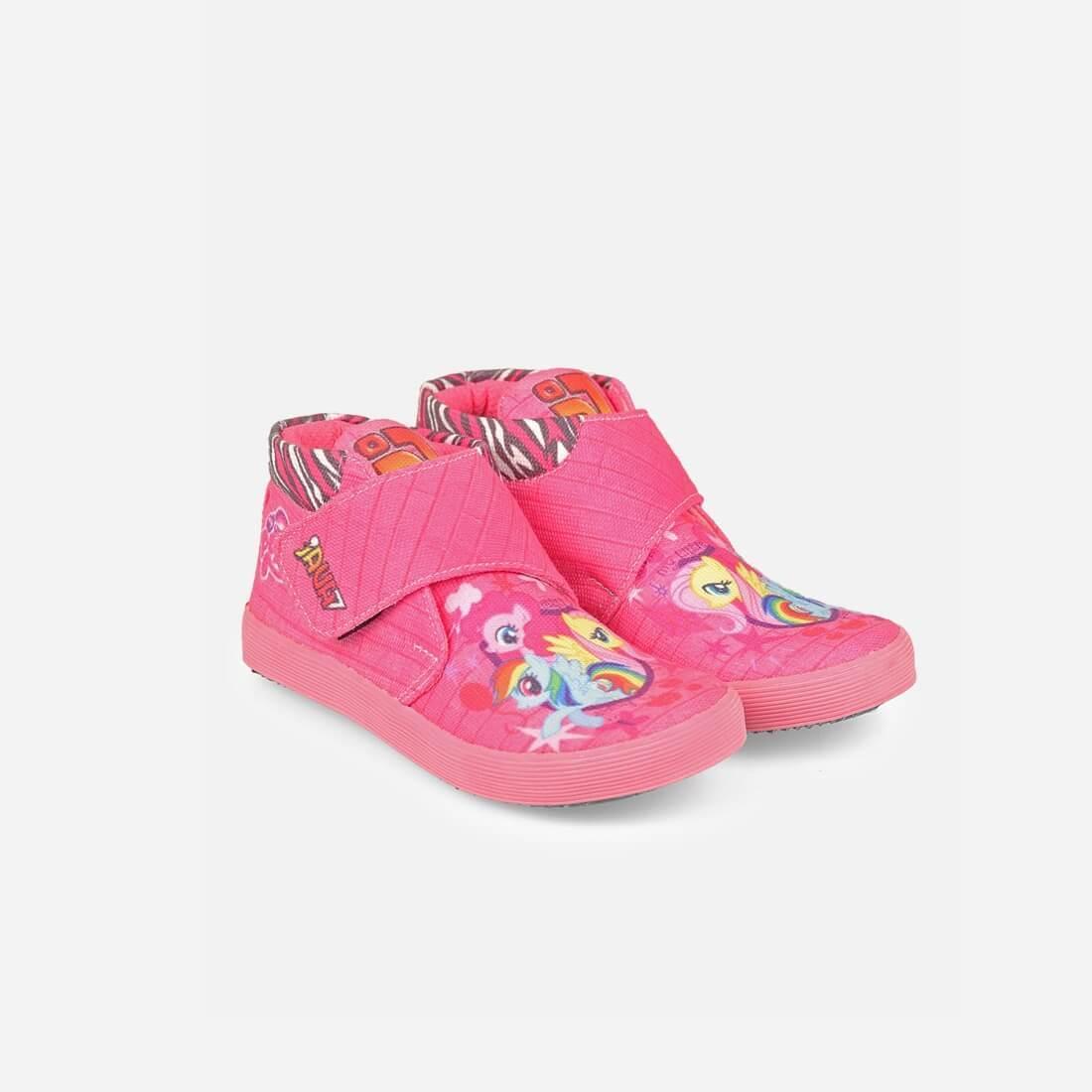 Sepatu Lukis Anak Perempuan My Little Pony JavaSeven CNZ794