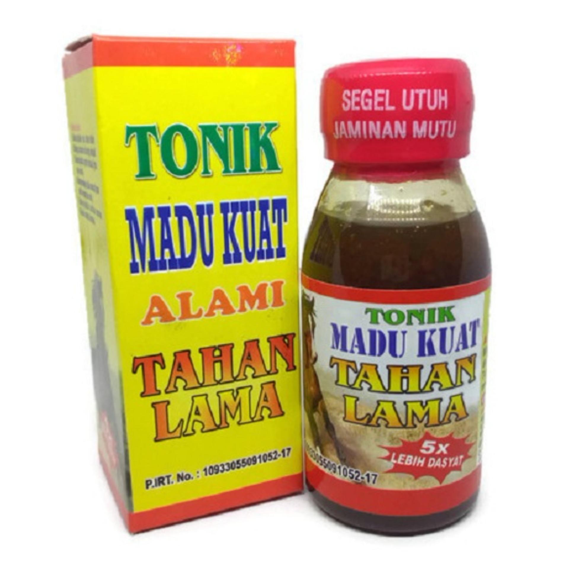 Buy Sell Cheapest Madu Tonix Kuat Best Quality Product Deals Lanang Original Super Alami Tonik 5x