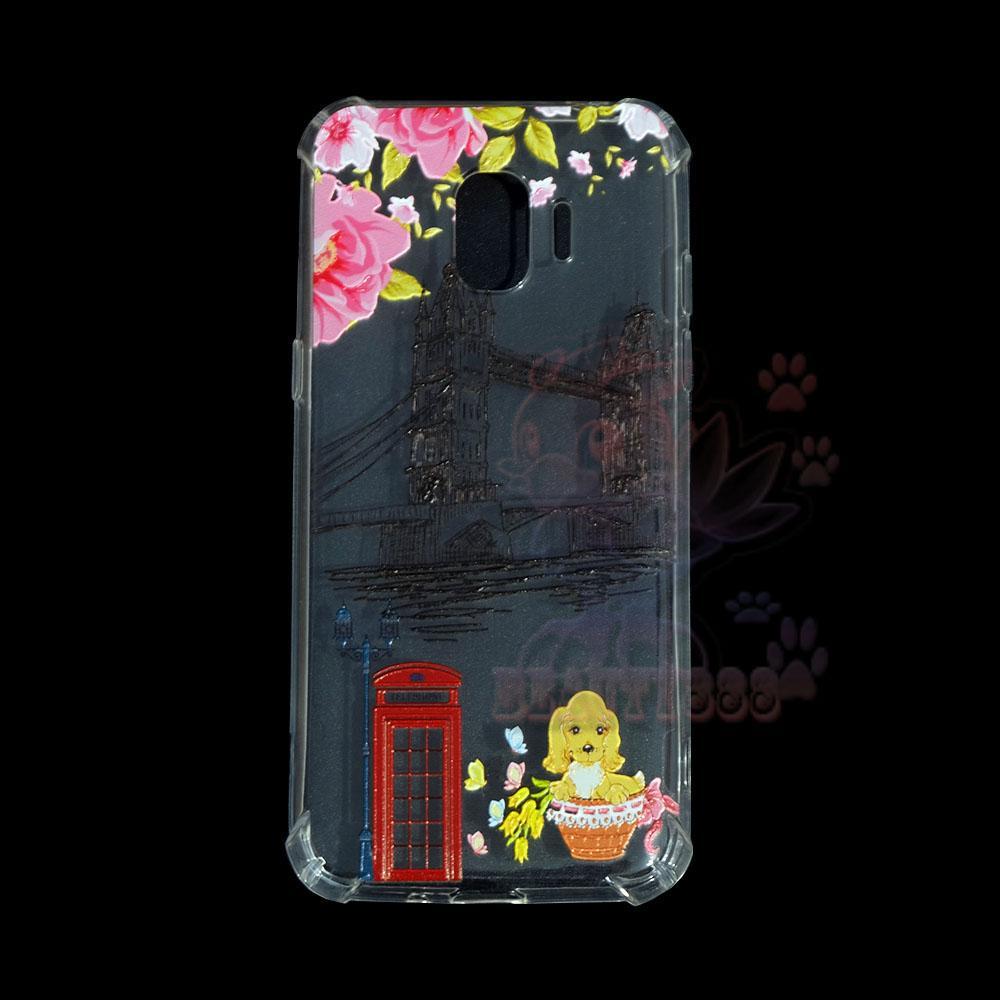 Beauty Case Anti Crack Samsung Galaxy J2 Pro 2018 Case 3D Luxury Animasi Softcase Anti Jamur