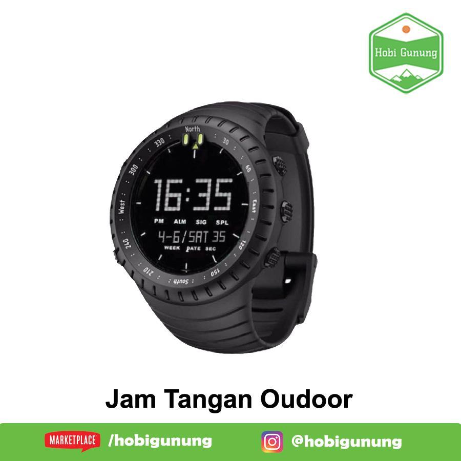 Jual Jam Tangan Suunto Original Spartan Sport Wrist Hr Baro Stealth Pria Outdoor Water Resistant Fitur Lengkap Standard Sporty