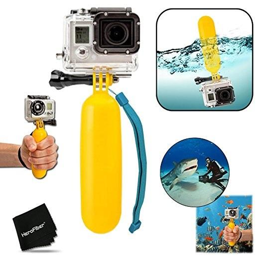 GoPro Action Cam Bobber Floating Hand Grip For GOPRO, BRICA B-PRO & Xiaomi Yi Camera