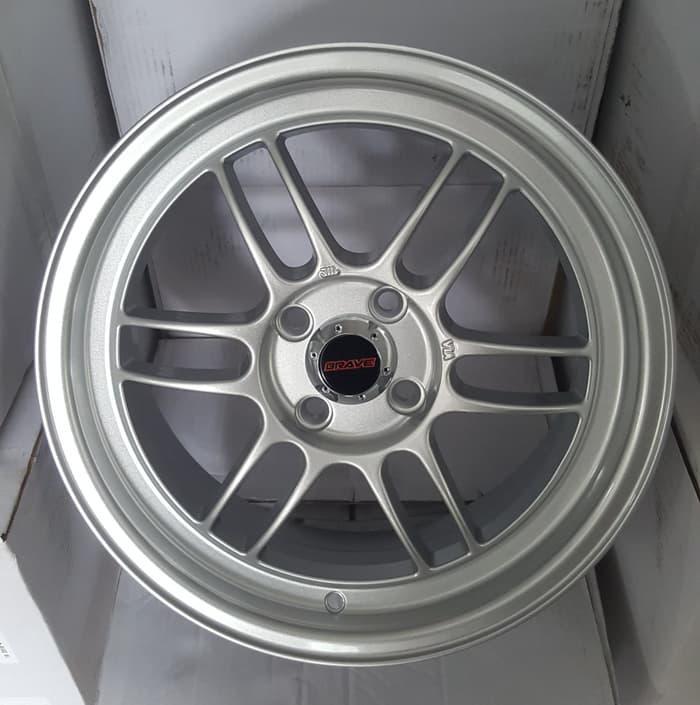 Velg Mobil h103 Ring 16 Hole 4x100 Silver