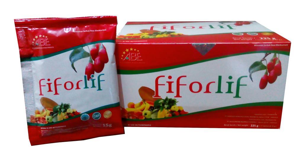 Fiforlif Fiber Original ABE Fiforlif 15 Sachets/Box