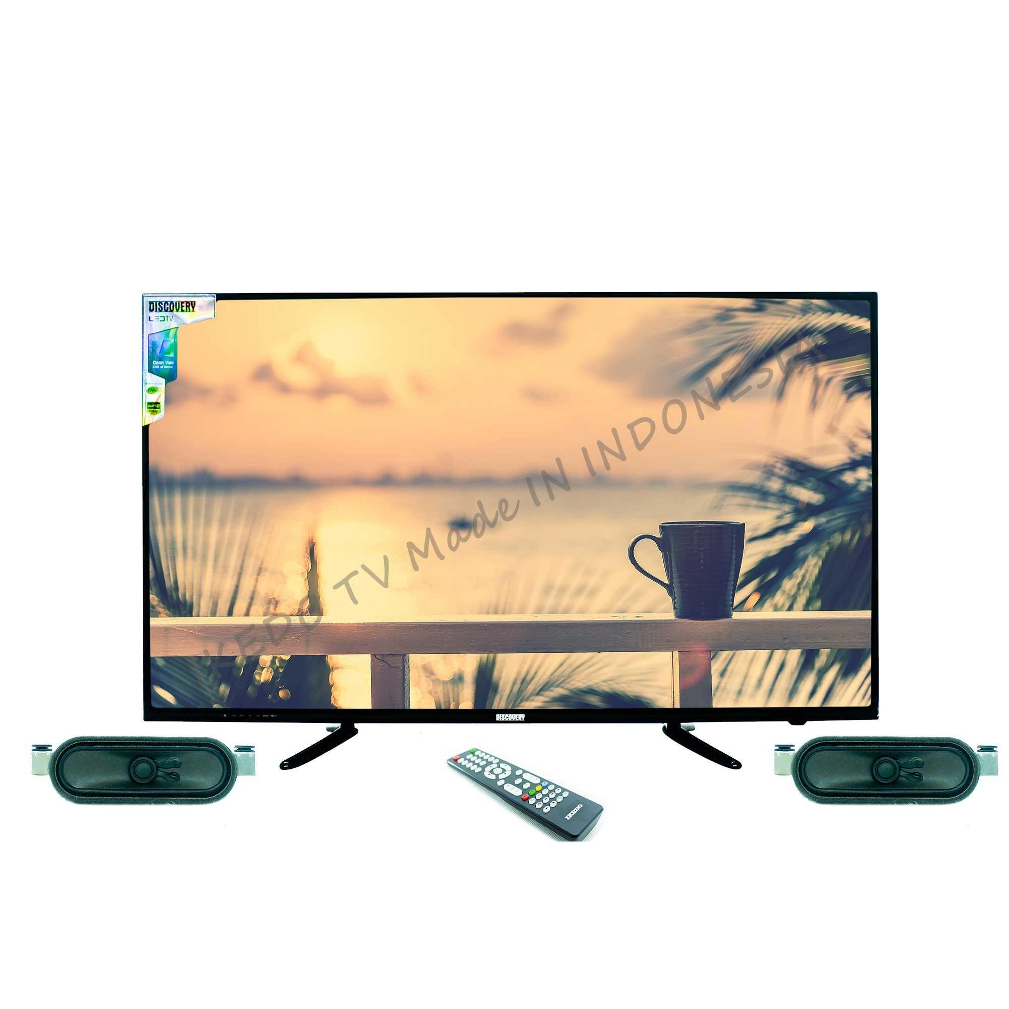 LED TV IKEDO LT 50U ISB DISCOVERY HITAM