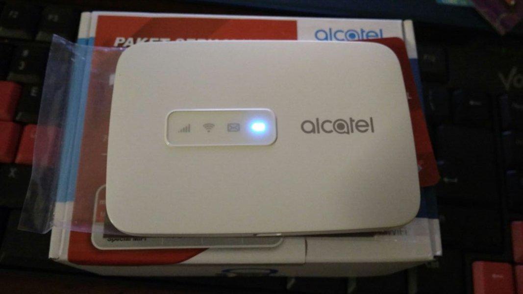 MODEM MIFI ALCATEL MW40 4G