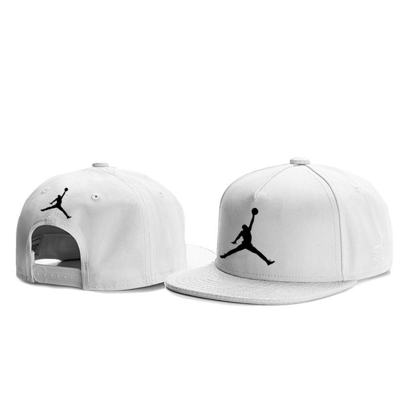 SaifnStore Topi Snapback USA Jordan White  Premium