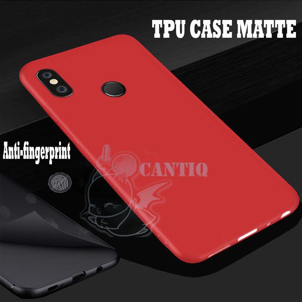 Lize Soft Case for Xiaomi Redmi S2 Softshell Soft Case Matte Lize Jelly Case / Soft