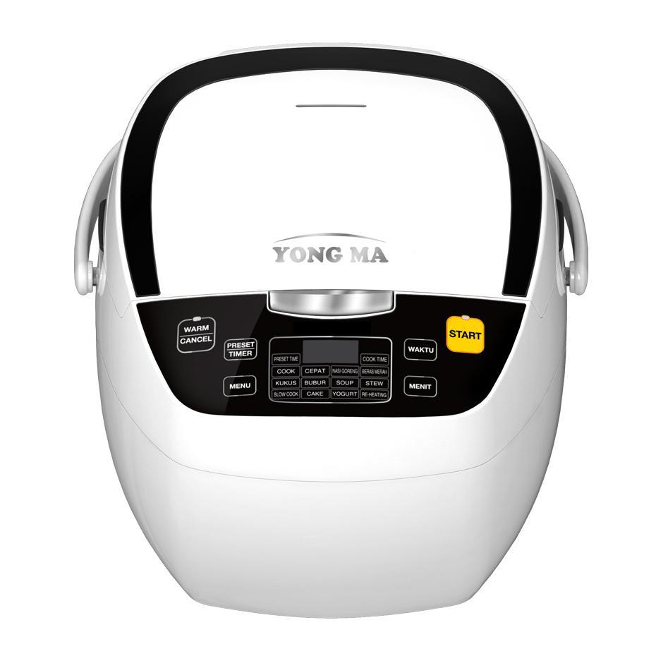 Jual Perlengkapan Dapur Yong Ma Terbaik Magic Com Rice Cooker Digital Mc