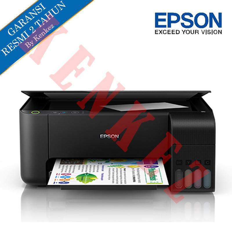 Epson L3110 Printer Ecotank Multifungsi - Print/scan/copy By Kenkez.