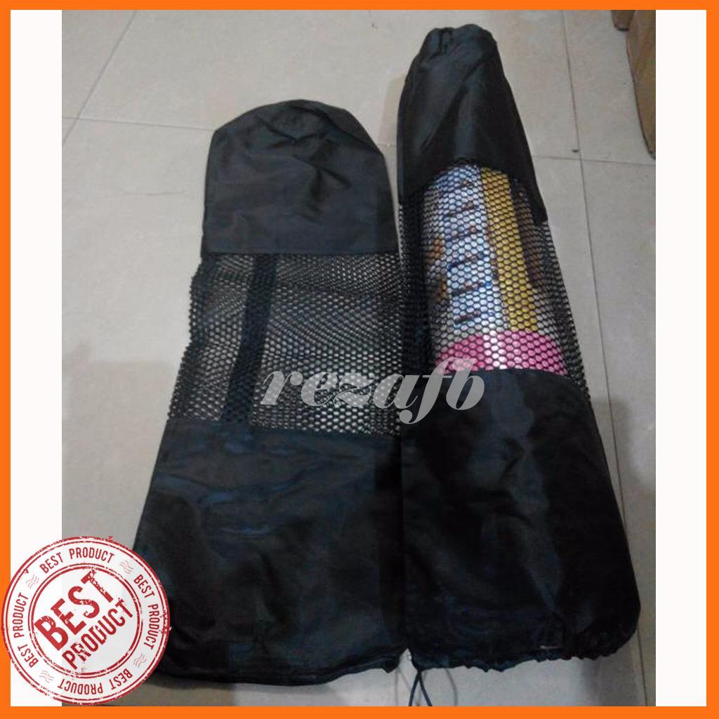 Buy Sell Cheapest Promo Tas Sarung Best Quality Product Deals Matras Yoga Mat Bonus Bag Jaring Yogamat