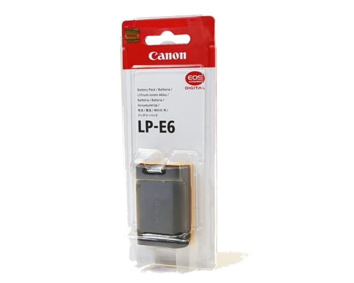 Promo Battery/baterai/batre Canon LP-E6 original