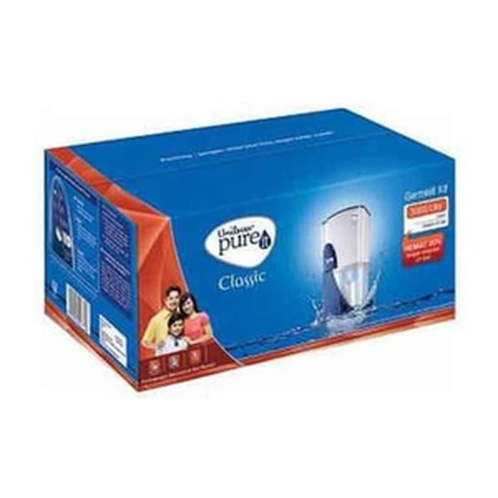 Promo Unilever Pureit / pure it Classic Germkill Kit Filter 3000 Ltr original