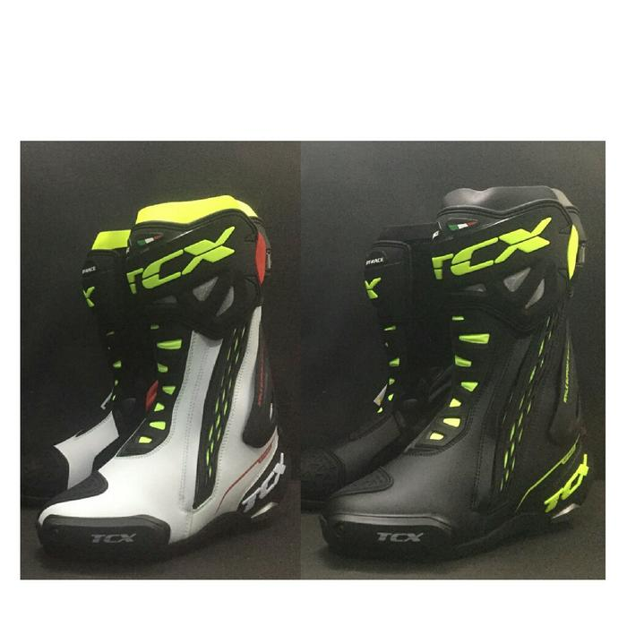 Sepatu balap roadace tcx rt race original not sidi speed alpinestar cbf825a5df