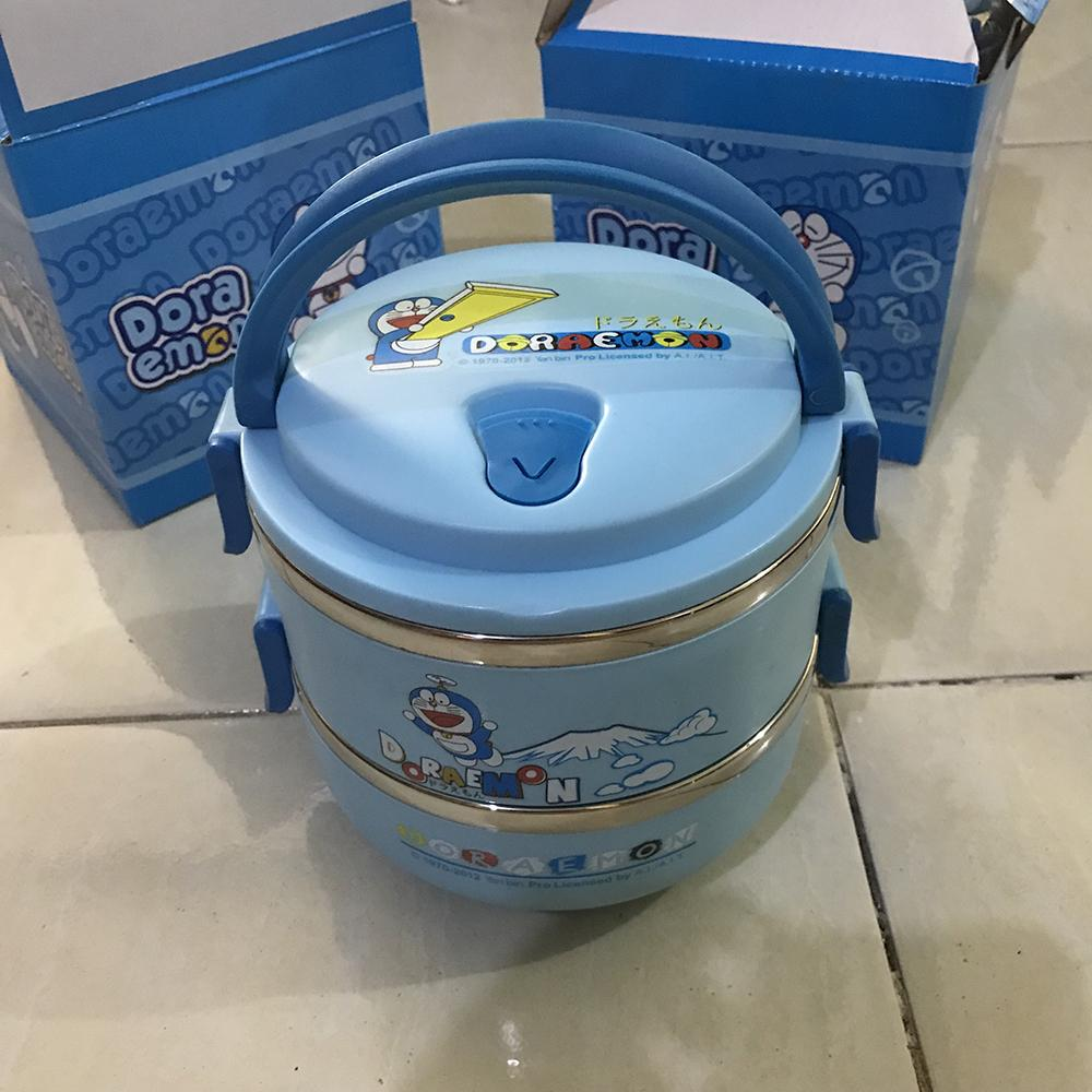 Buy Sell Cheapest Rantang Piknik 4 Best Quality Product Deals Susun 5 Stainless Doraemon 2 Karakter Mini Steel