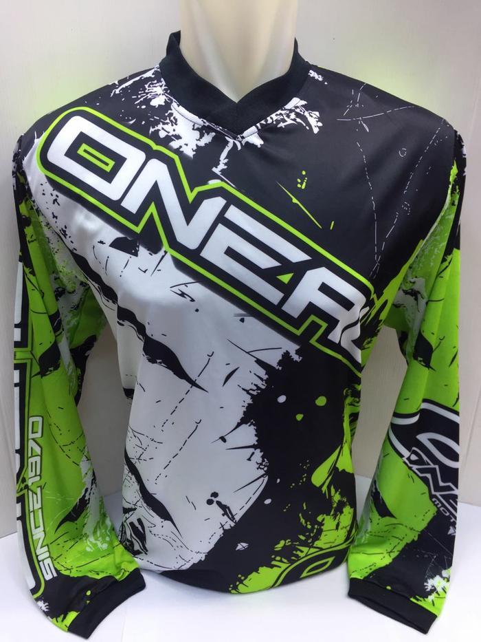 Baju Sepeda NEW ONEL Baju Motor Cross