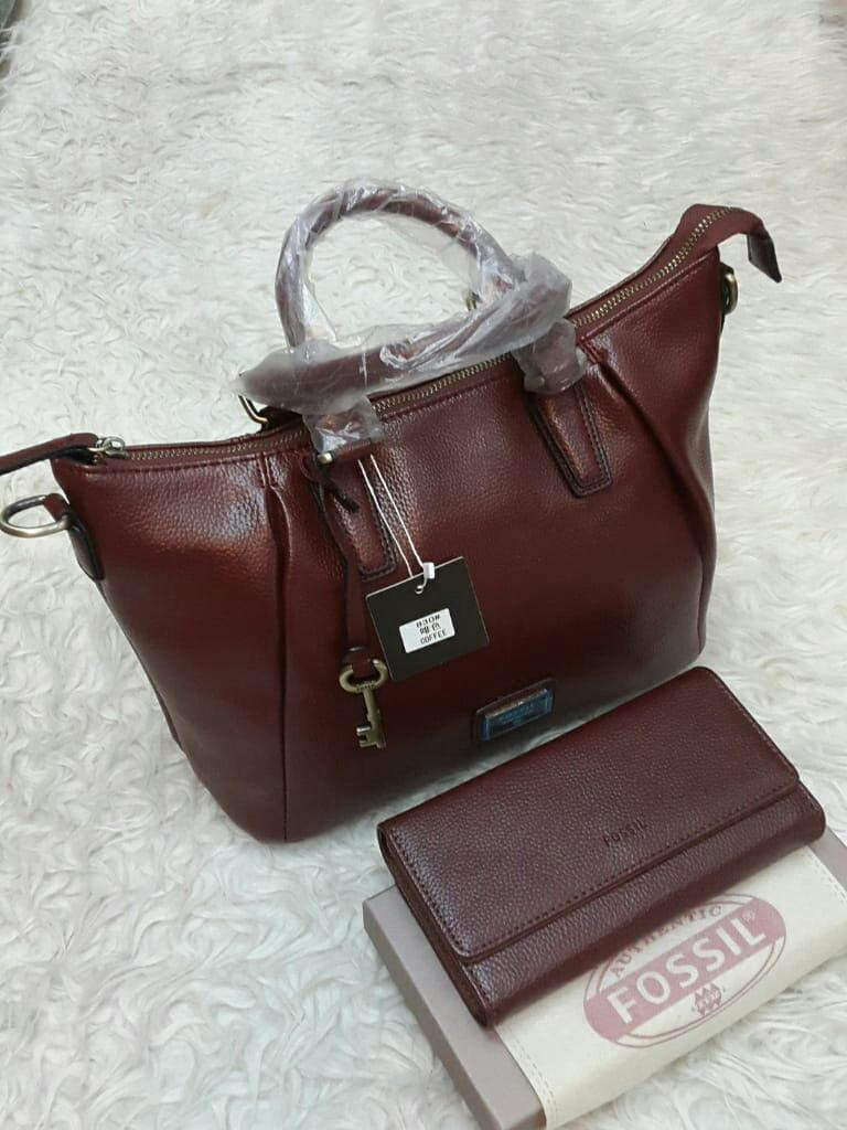 Buy Sell Cheapest Fossil Summit Dome Best Quality Product Deals Jacqueline Three Hand Graystone Leather Watch Es 4096 Vanyabags Tas Selempang Set Wanita Import