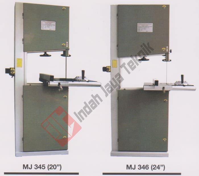 Mesin Gergaji Wood Band Saw 20