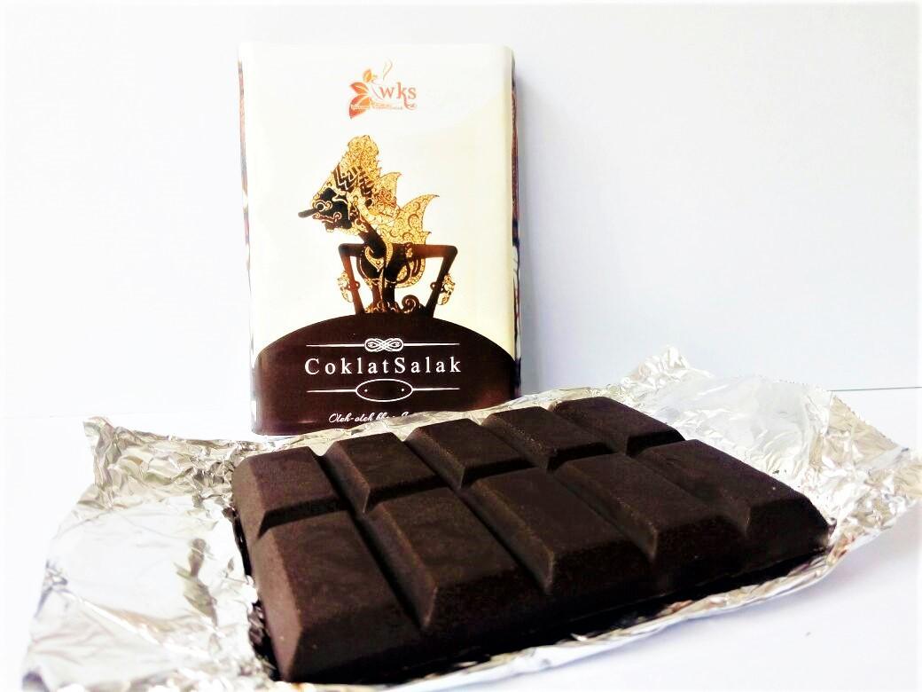 Cokelat Salak Oleh Oleh Khas Salatiga