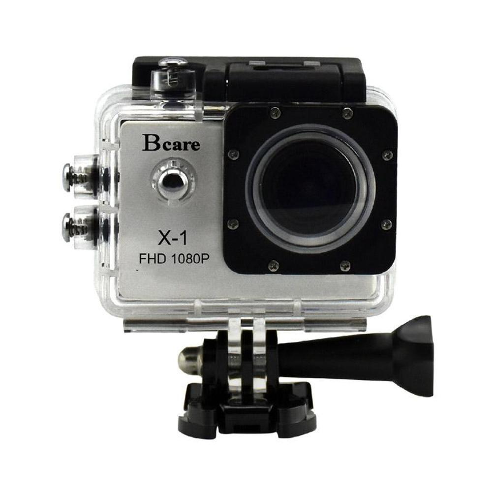 Bcare BCam X-1 Action Camera 12 MP 1080 P - layar 2