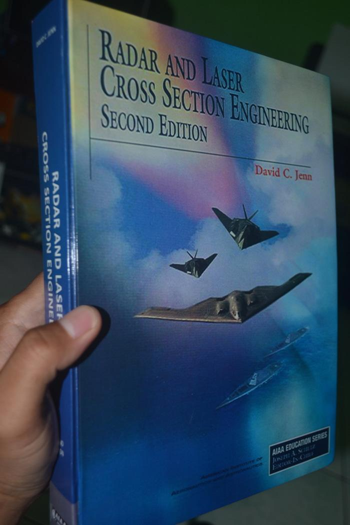 Paling Murah - Radar And Laser Cross Section Engineering - ready stock