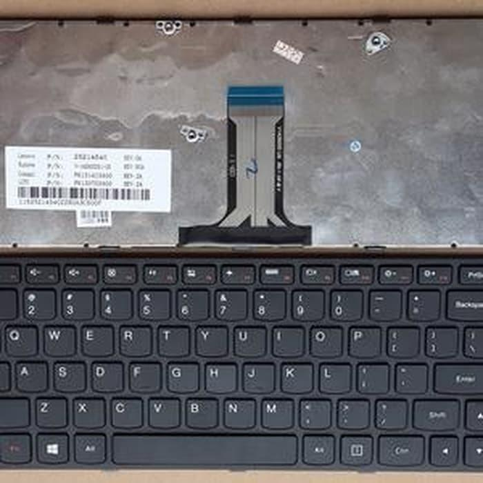 Promo Terbatas!! Keyboard Laptop Lenovo G40 G40-30 G40-70 G40-75 - ready stock